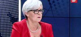 Kluzik-Rostkowska odpowiada Mazurek: hipokryzja wysokiego poziomu