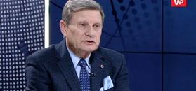 Leszek Balcerowicz o słowach Macierewicza: żałosne