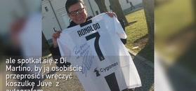 #dziejesiewsporcie: Ronaldo trafił piłką w fankę. Złamał jej okulary