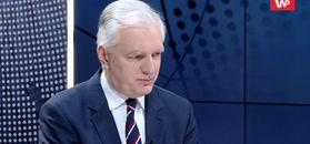 Jarosław Gowin o zarobkach w NBP: szlag mnie trafił