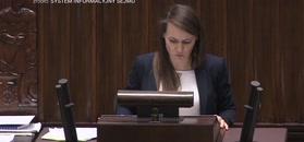 Posłanka PO przeczytała uchwałę o Adamowiczu. Senat ją odrzucił