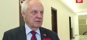 Niesiołowski wysyła prezesa PiS do więzienia.