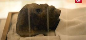 Nowe zdjęcia mumii Tutanchamona