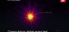 Echo czarnej dziury