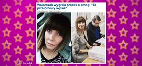 Walka z zanieczyszczonym powietrzem w wydaniu Grażyny Wolszczak: