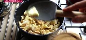 Ciasto cynamonowe z jabłkiem