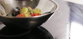 Smażone warzywa. Azjatycki przysmak krok po kroku