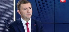 Marcinkiewicz o przykrywaniu afery w PiS. Minister odpowiada