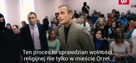 """Świadek Jehowy skazany w Rosji za """"ekstremizm"""""""