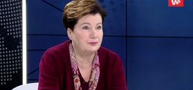 Hanna Gronkiewicz-Waltz ujawniła, ile zarabiała jako prezes NBP
