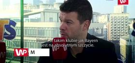 Michael Ballack dla WP SportoweFakty: Lewandowski problemem? To były mocne słowa