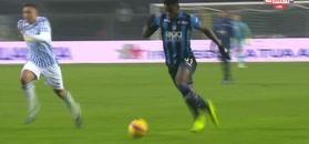 Serie A: Atalanta uratowała trzy punkty w meczu ze SPAL