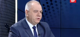 Dosadna reakcja Sasina na wpis Wałęsy o Olszewskim