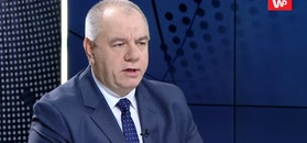 """Jacek Sasin o sprawie Kujdy. """"Kaczyński o tym nie wiedział"""""""