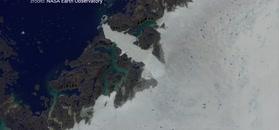 Pęka najdłuższy lodowiec Grenlandii. To bardzo złe informacje