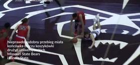 #dziejesiewsporcie: nieprawdopodobna końcówka meczu w koszykówce