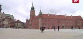 Warszawa niczym twierdza. Spore utrudnienia w stolicy