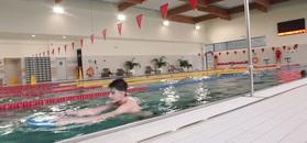 WP Express - Z wizytą na basenie