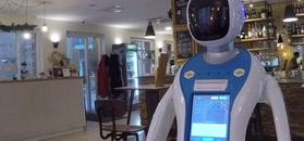 Odwiedziliśmy kawiarnię obsługiwaną przez roboty