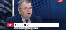 Duda chce dymisji Kurskiego? Prezydencki minister odnosi się do plotek