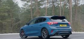 Nowy Ford Focus ST ma 280 KM i manualną skrzynię biegów. Zobacz auto w akcji