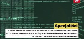 Windows 10: Koparki kryptowalut odnalezione w Microsoft Store