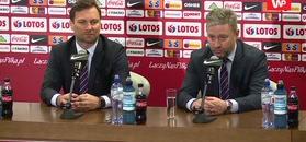 """Świetna forma napastników problemem Brzęczka? """"Jestem po rozmowach z Lewandowski i Piątkiem"""""""