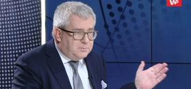 Afera z Macierewiczem. Nerwowy komentarz Ryszarda Czarneckiego