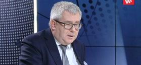 Ryszard Czarnecki o Romanie Giertychu. Nie obyło się bez złośliwości