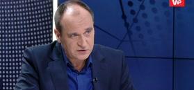 Paweł Kukiz ostro o Donaldzie Tusku
