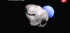Potwierdzili odkrycie obiektu na końcu Układu Słonecznego. Ma 34 km średnicy