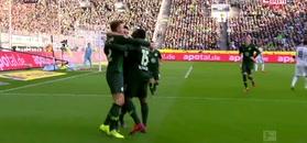 Bundesliga: Wolfsburg rozbił Borussię M'gladbach. Pnie się w górę tabeli