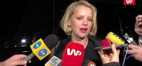 """Oscary 2019: Joanna Kulig komentuje przegraną """"Zimnej wojny"""""""