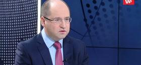 Adam Bielan o starcie Ochojskiej do PE. Nie krył zaskoczenia