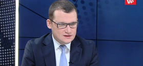 """""""Kaczyński jest bezdenną głębiną cnót"""". Paweł Szefernaker o taśmach"""