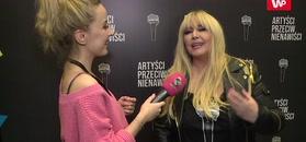 """Rodowicz wspomina spotkanie z Nicki Minaj: """"Dziękowała mi za to, że przyjechałam na koncert"""""""