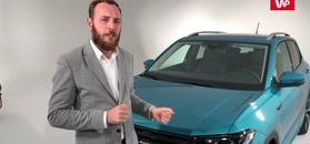VW T-Cross - pierwszy kontakt z nowym małym SUV-em z Niemiec