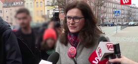 Wybory w Gdańsku. Aleksandra Dulkiewicz zaglosowała
