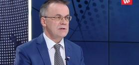 Jarosław Sellin oskarża Tuska.