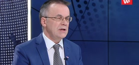 Burza wokół sekretarki Kaczyńskiego. Jarosław Sellin komentuje