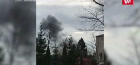 Katastrofa samolotu MIG-29 w okolicach Stoczka