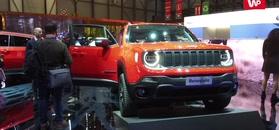 Hybrydowe SUV-y na stoisku Jeepa. Najmocniejszy ma 240 KM