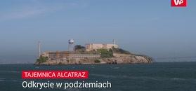 Tajemnica Alcatraz. Naukowcy odkryli tunele pod ziemią