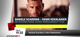 Daniele Scardina vs Henri Kekalainen na żywo w Fightklubie