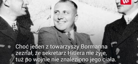 Martin Bormann. Polowanie na
