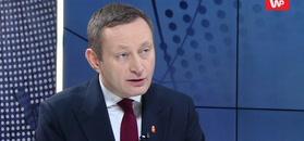 Burza wokół deklaracji LGBT+ w Warszawie. Paweł Rabiej komentuje