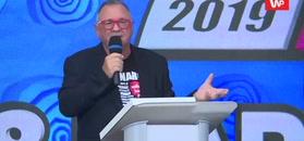 Jerzy Owsiak o TVP: nie mamy focha