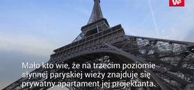 Sekretny apartament na wieży Eiffla