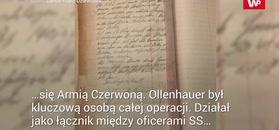 Sensacyjne doniesienia z dziennika oficera SS. Hitler ukrył w Polsce 260 ciężarówek złota
