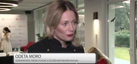 Odeta Moro wspiera polskie studentki: